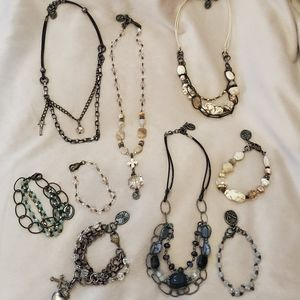 Artistic Works by Lu Jewelry Bundle/lot